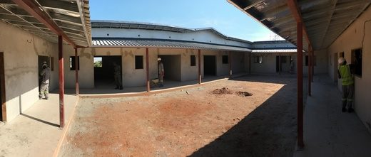 New clinics and hospitals in Zambia