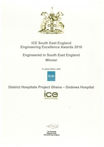2016 ICE Engineered in South East England