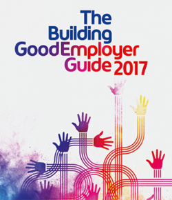 CampbellReith included in the Building Magazine Good Employer Guide 2017