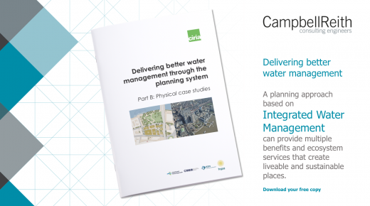 Delivering Better Water Management: the latest publication from CIRIA
