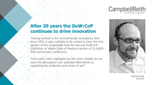 After 20 years the DoW:CoP continues to drive innovation