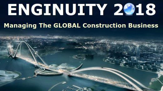 Enginuity 2018: The Business Management Competition for the Global Construction Industry