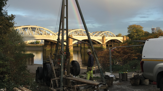 A geotechnical pot of gold at the end of the rainbow