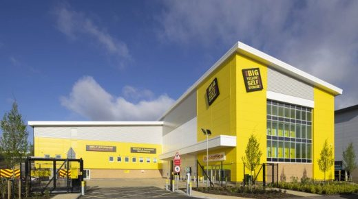 Big Yellow Self-Storage and Development Land: Guildford